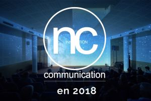 NC COMMUNICATION EN 2018 : JOB, JOB, JOB !